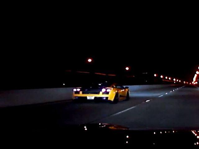 2000HP GT-R vs. 2000HP Lamborghini