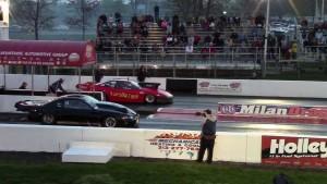 3000HP TT Outlaw Mustang