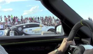 POV Veyron vs 918