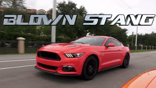 Street Racing: Supercharged Mustang vs. SRT Viper T/A