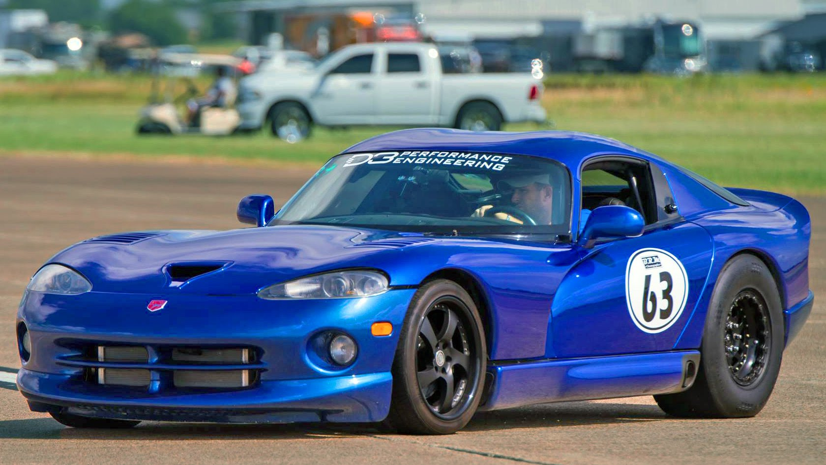 Twin Turbo Viper King of the Streets