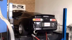 Street Fighter 1000+HP Toyota Supra