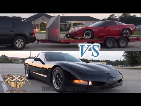 Street Racing: Corvette Chaos