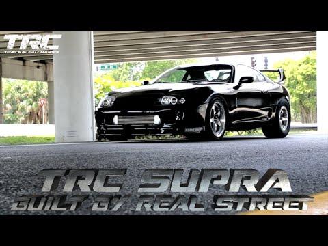 1000+WHP Supra Dyno & Street Testing