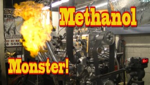Dyno Testing a Blown Methanol Monster