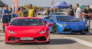 Exotic Supercar Drag Racing