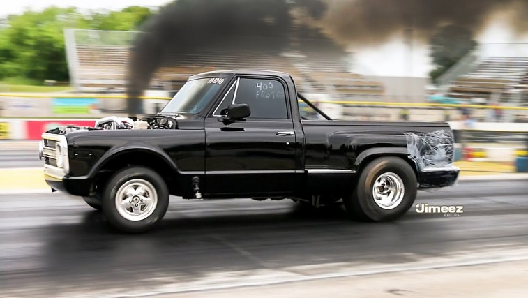 TTT '69 Chevy C10 Duramax Runs an 8.62 1/4-Mile @ 161.25MPH