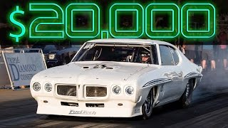 $20K Street Outlaw Drag Race