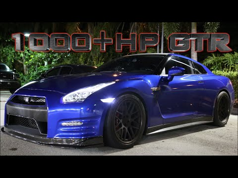 900HP EVO Battles 1000HP GT-R on the Street