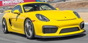 First Look 2016 Porsche Cayman GT4