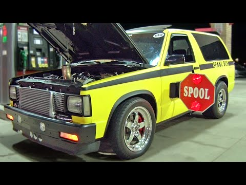 Taking it to the Streets - Turbocharged Spool Bus