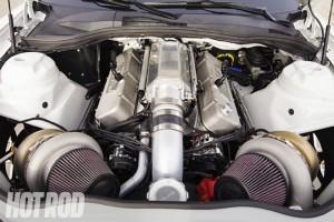 Twin Turbo 7-Second Camaro ZL1 01