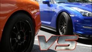 Viper TA Takes On 1000HP Nissan GT-R
