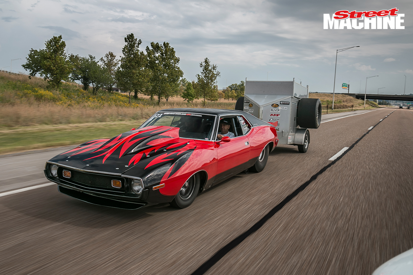 10 Fastest Rides of Drag Week 2015