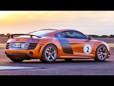 2100HP Twin Turbo Audi R8