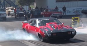 2500HP AMC Puts Down 6.78-Second Quarter-Mile Pass @ 210 MPH