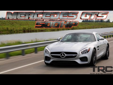 500HP Mercedes-Benz GTS vs 480HP Lexus RCF