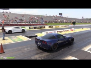 Dig Racing from Atlanta - Corvette Z06 vs Lambo, GT-R & Hellcat