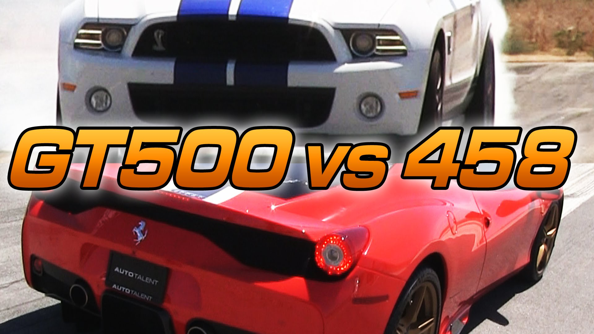 Airstrip Attack Ford vs Ferrari