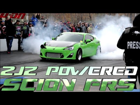 America's Fastest Scion