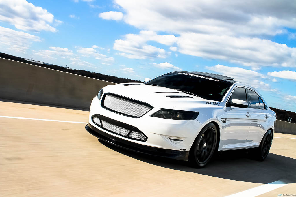 Quarter-Mile Record Holding 617HP AWD Taurus