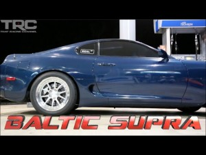 Street Battle - Baltic Supra vs Nasty 1000whp Porsche