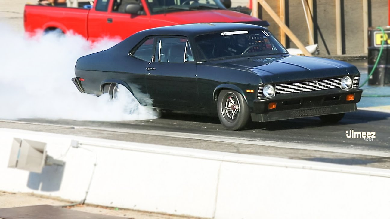 Twin-Turbo 5.3-liter Nova Runs 8-Second Quarter-Mile