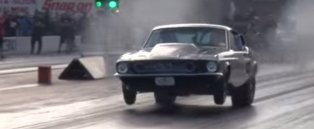 '67 GT500 is Twin Turbocharged