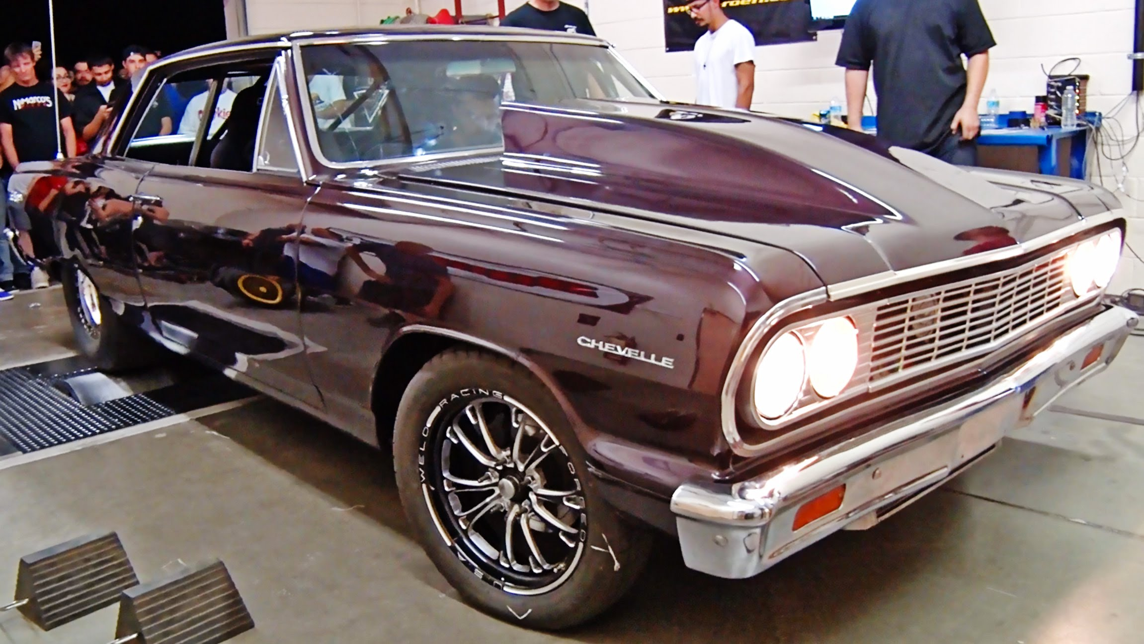 2000HP TT 1964 Chevy Malibu SS