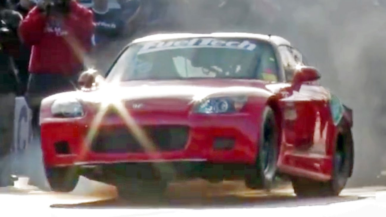 World's Fastest S2000 Runs 7.17 @ 192 MPH
