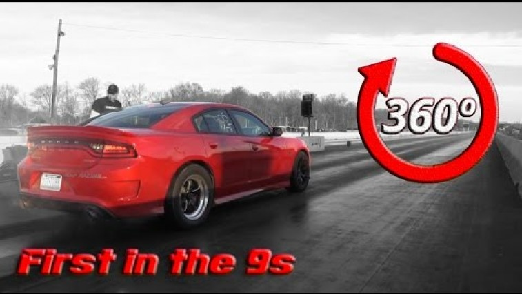 World's First 9-Second Hellcat Charger 1
