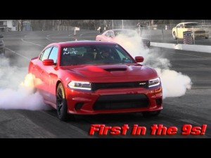World's First 9-Second Hellcat Charger