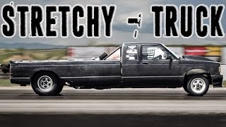 1200HP TT Stretchy Truck