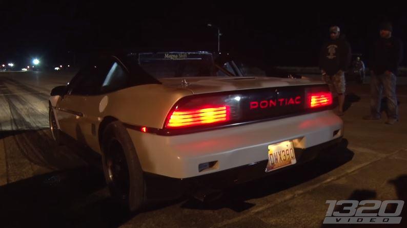 560HP Pontiac Fiero Street Thumper