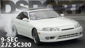 9-Second Turbo Lexus 01