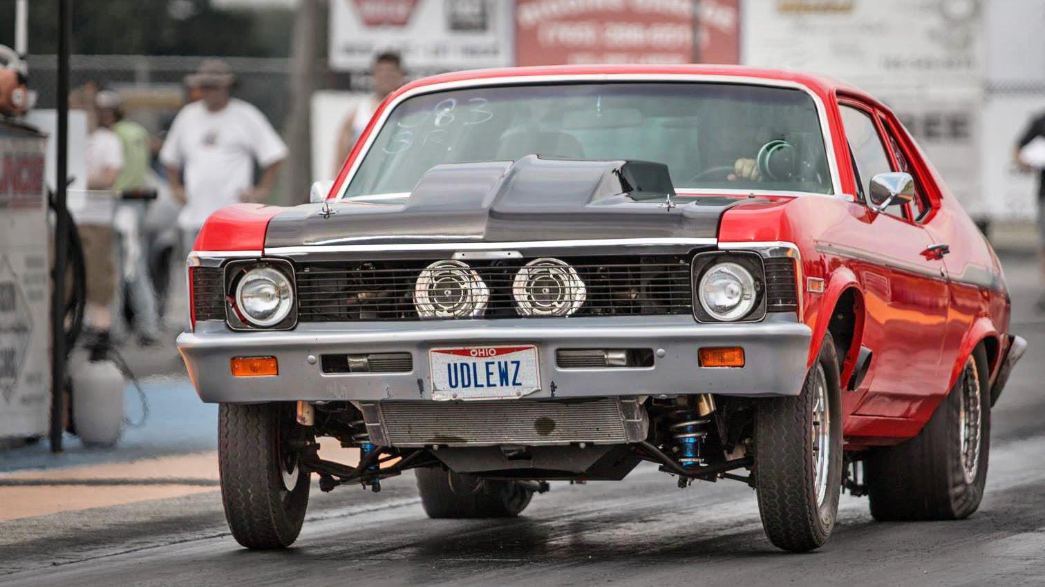 Novacain – 8-Second Twin Turbo Chevy | DragTimes.com Drag Racing ...