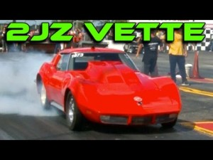 Witch Hunt! 1100HP Toyota Powered Corvette