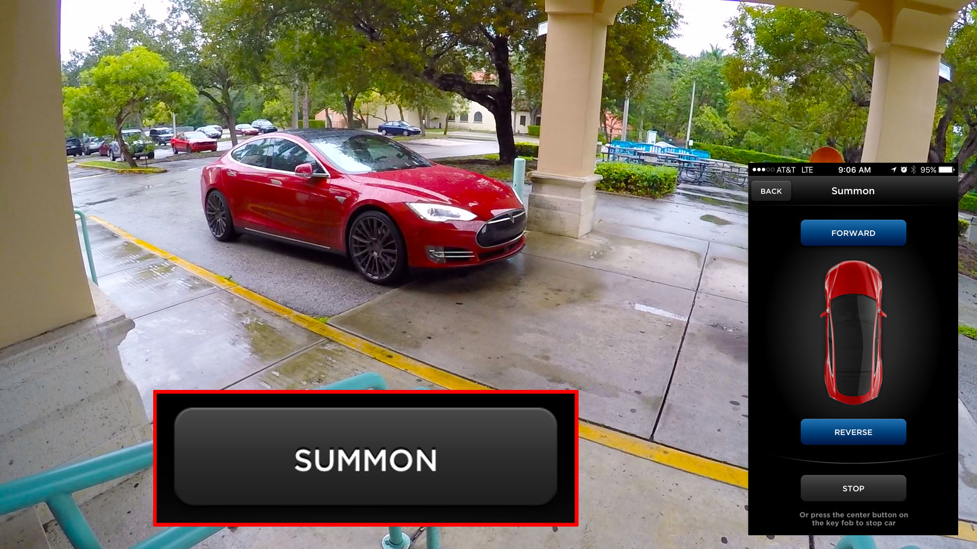 tesla-summon-demonstration