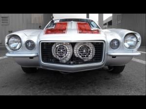 7-Second TT '70s Camaro