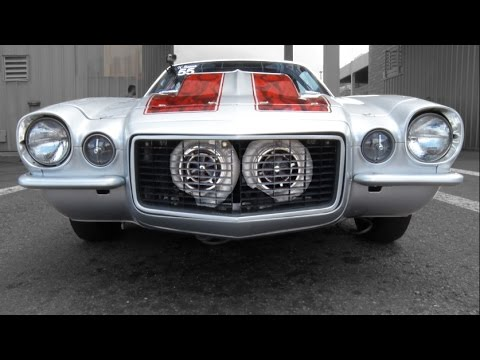 7-Second TT '70s Camaro