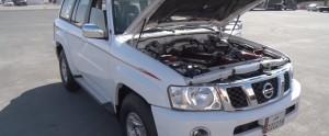 800HP Nissan SUV 01