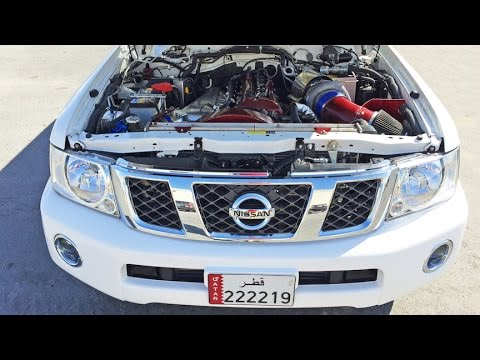 800HP Nissan SUV