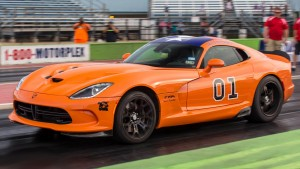 900HP General Lee Viper Rocks Street Car Takeover