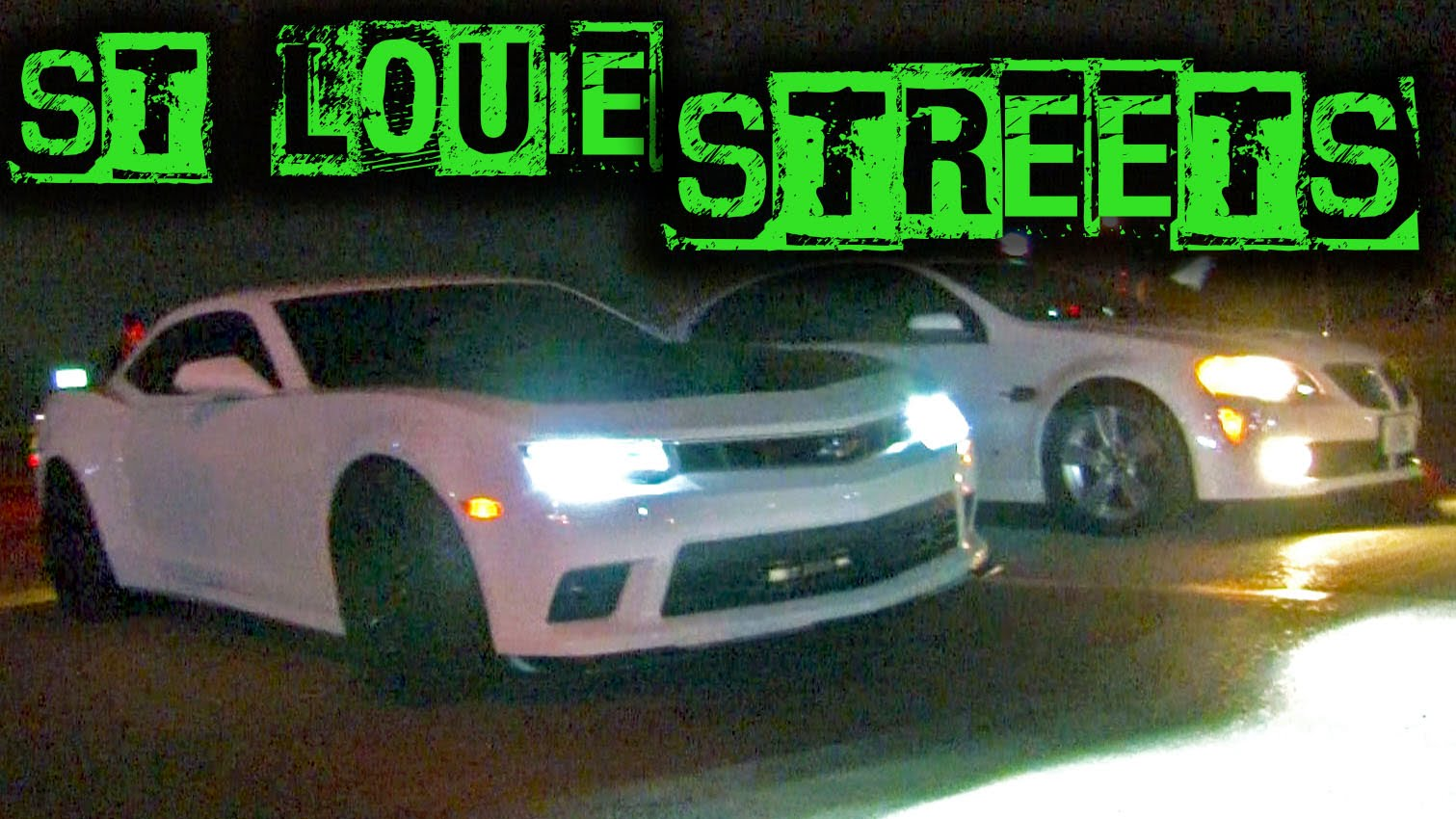 St. Louis Street Racing Action