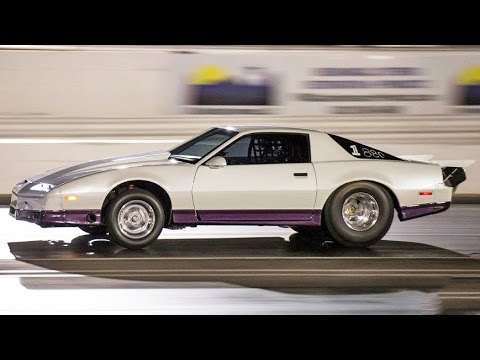 Whoa! 7-Second V6 Firebird