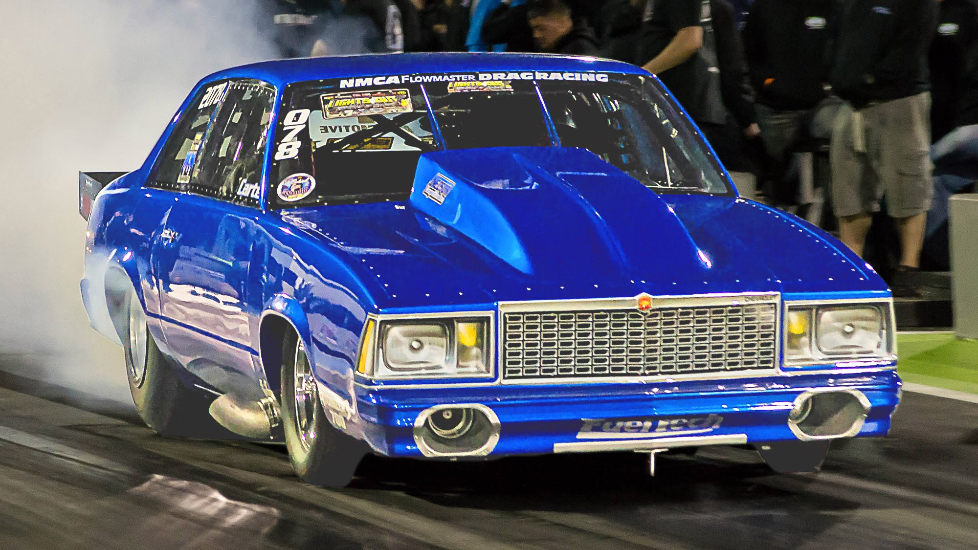 3000HP Malibu Turns 4.0-Second Eighth-Mile @ 195 MPH