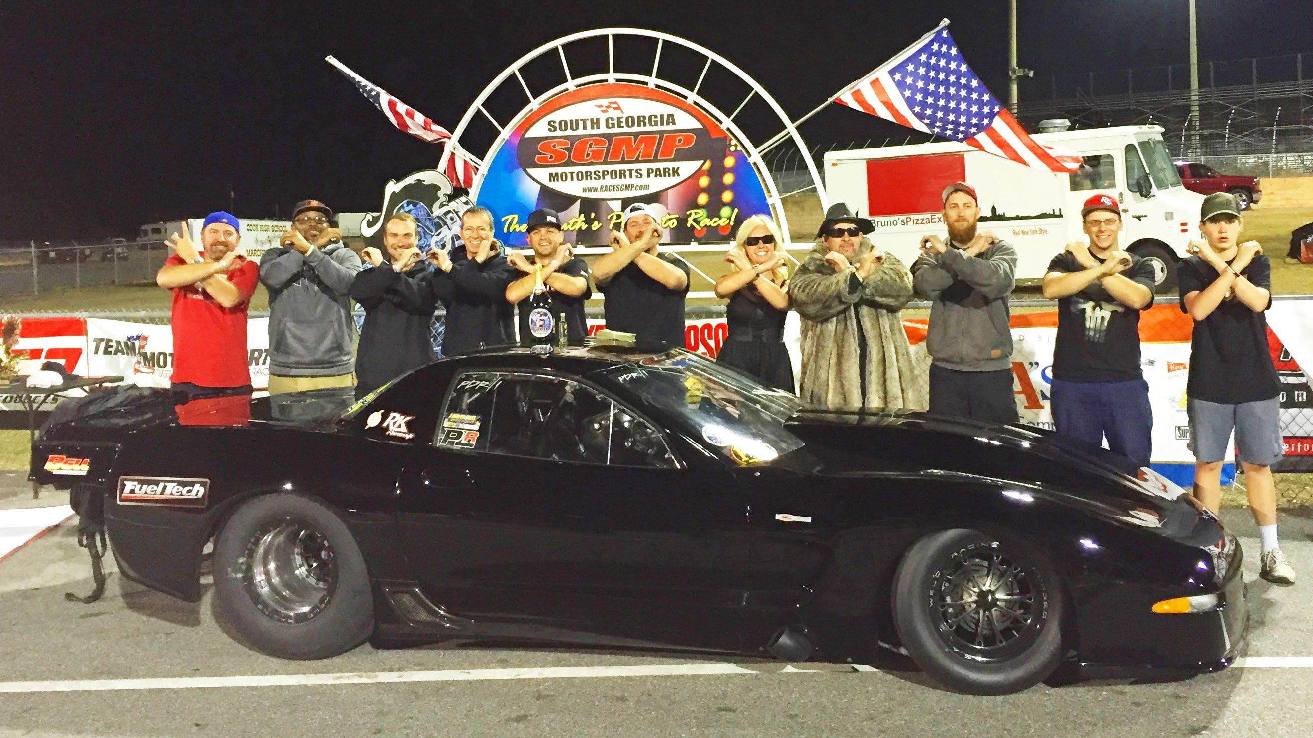 Lights Out Champion C5 Corvette