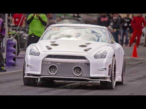 T1 GT-R Sets New U.S. Quarter-Mile Record