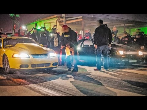 Texas Street Racing - BoostedGT vs Black Jesus