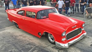'55 Chevrolet No Prep Car Goes Lightweight